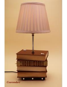 Lampe artisanale à poser C129
