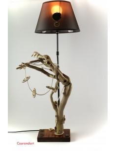 Lampe artisanale à poser C133