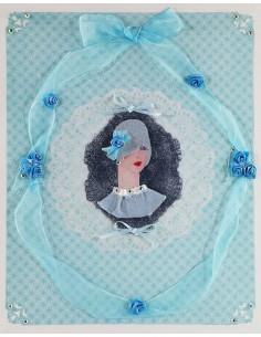 Tableau Elegant lady