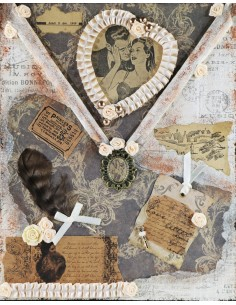 Tableau Love letter