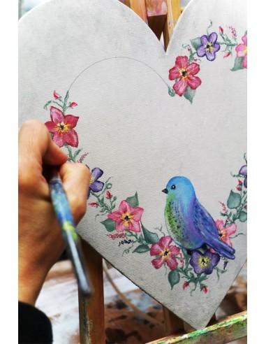 Creation Birdie