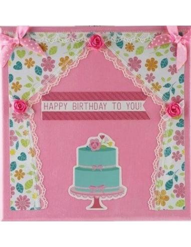 Tableau Happy birthday