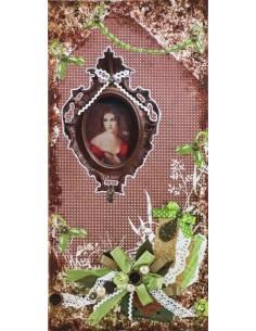 Tableau Old frame