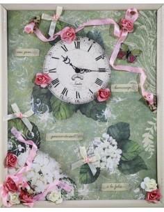 Tableau Clock
