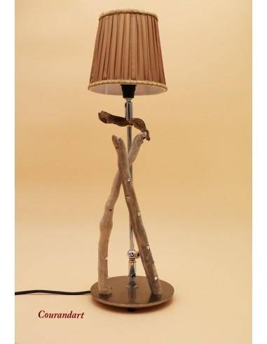 Lampe artisanale à poser C170