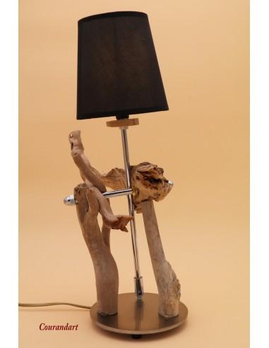 Lampe artisanale à poser C760