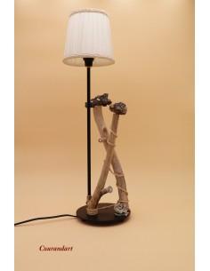 Lampe artisanale à poser C650