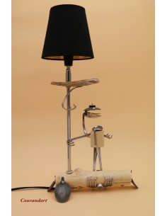 Lampe artisanale à poser C720