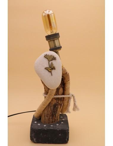 Lampe artisanale à poser C92