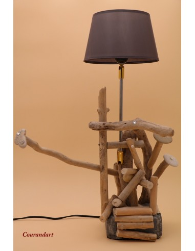 Lampe artisanale à poser C88