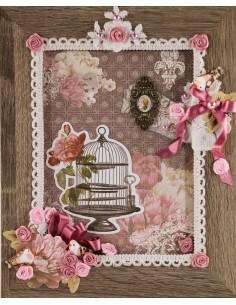 Tableau Bird cage