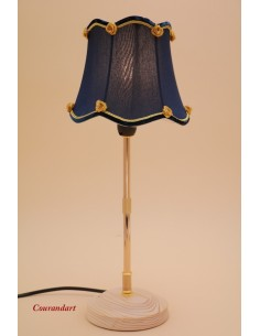 Lampe artisanale à poser C106