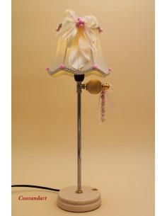 Lampe artisanale à poser C109