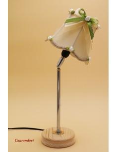 Lampe artisanale à poser C110