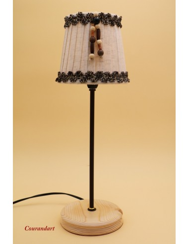 Lampe artisanale à poser C113