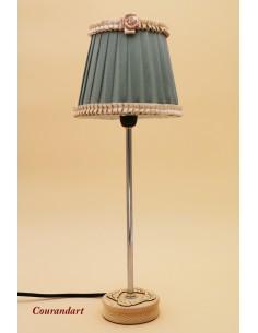 lampe artisanale à poser C104
