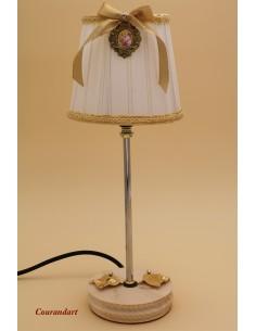 Lampe artisanale à poser C118