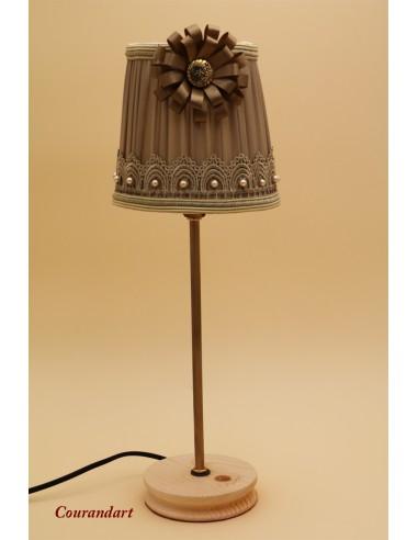 Lampe artisanale à poser C120