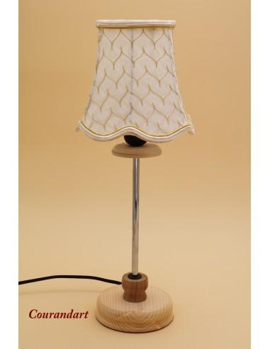 Lampe artisanale à poser C124