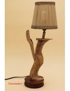 Lampe artisanale à poser C125