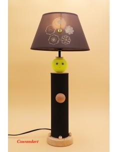 Lampe à poser artisanale C127