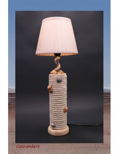 Lampe artisanale à poser C131