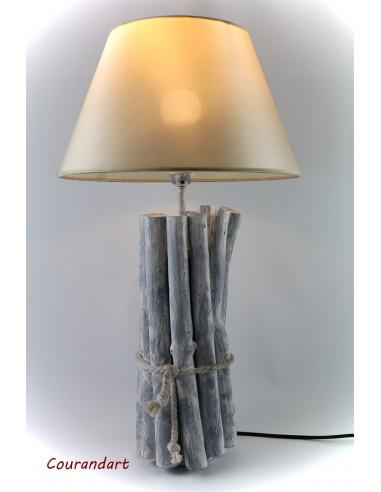 Lampe artisanale à poser C122